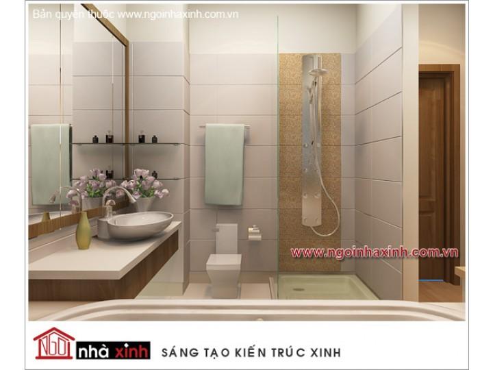 Mẫu Thiết Kế Nội Thất Phòng Tắm Sang Trọng | cổ điển | ấn tượng | sang trọng | Anh Bằng | Q. Gò Vấp | NT. NNX067