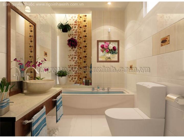 Mẫu Nội Thất Phòng Tắm Đẹp | cổ điển | ấn tượng | sang trọng | Anh Hiếu | Bình Tân |NT . NNX109