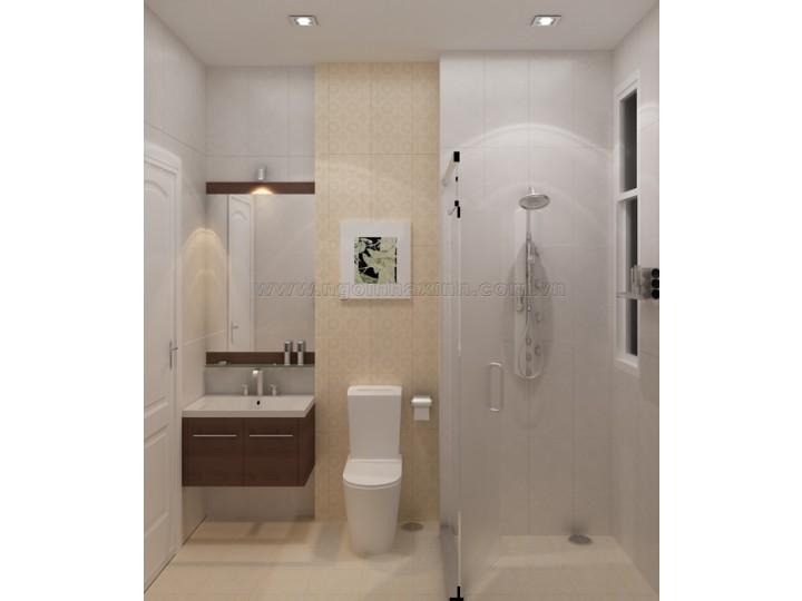 Mẫu Phòng Tắm & Vệ Sinh Đẹp | hiện đại | ấn tượng | sang trọng | Chị Linh | Q. 2 | NT. NNX 124