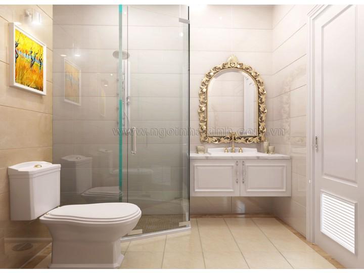 Mẫu Thiết Kế Phòng Tắm Đẹp | hiện đại | ấn tượng | sang trọng | Chị Lan | Q. Bình Thạnh | NT. NNX 125