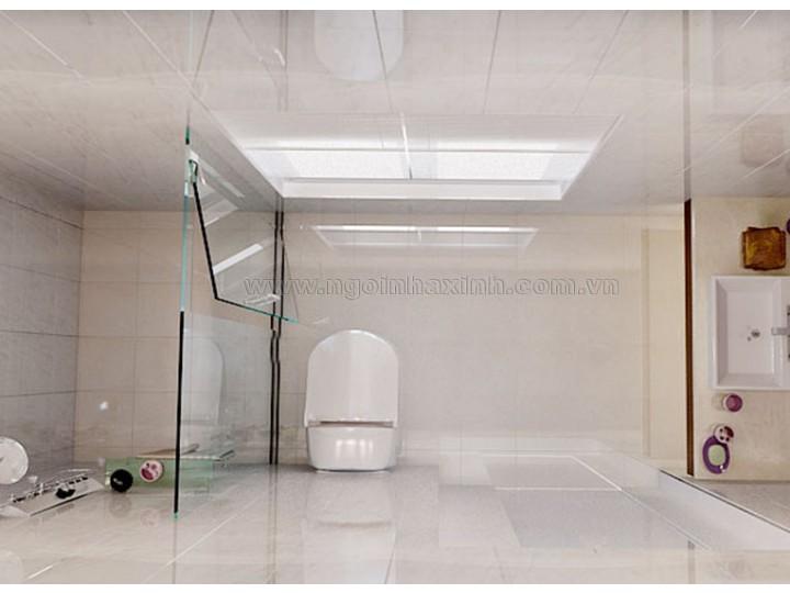 Mẫu Thiết Kế Nội Thất Phòng Tắm | hiện đại | ấn tượng | sang trọng | A. Hoàng | Bình Dương| NT.NNX 127
