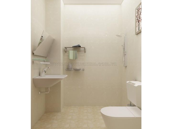 Mẫu Thiết Kế Phòng Tắm Ấn Tượng | hiện đại | sang trọng | C. Liên | Ngô Đức Kế | NT.NNX 131