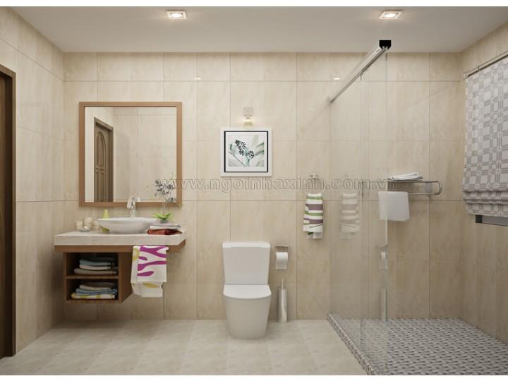 Mẫu Thiết Kế Phòng Tắm Đẹp | hiện đại | ấn tượng | sang trọng | Ô. Duyên | Q. 7| NT.NNX 132