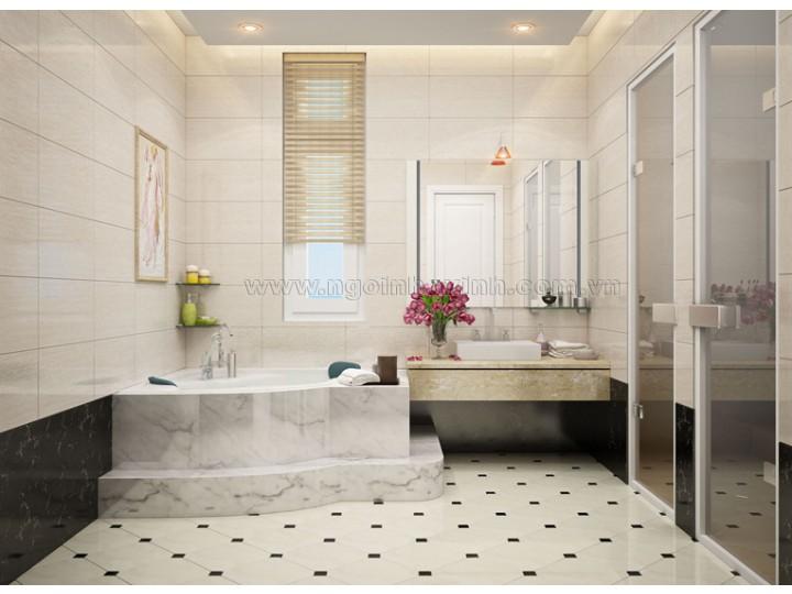 Mẫu Thiết Kế Nội Thất Phòng Tắm Đẹp | Hiện Đại | Ấn Tượng | Sang Trọng | C. Tuyền | Long Khánh | NT.NNX 138
