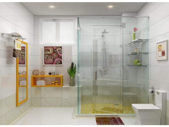Mẫu Thiết Kế Nội Thất Phòng Tắm Đẹp | Hiện Đại | Ấn Tượng | Sang Trọng | A. Khánh, Q. Bình Thạnh | NT.NNX 137