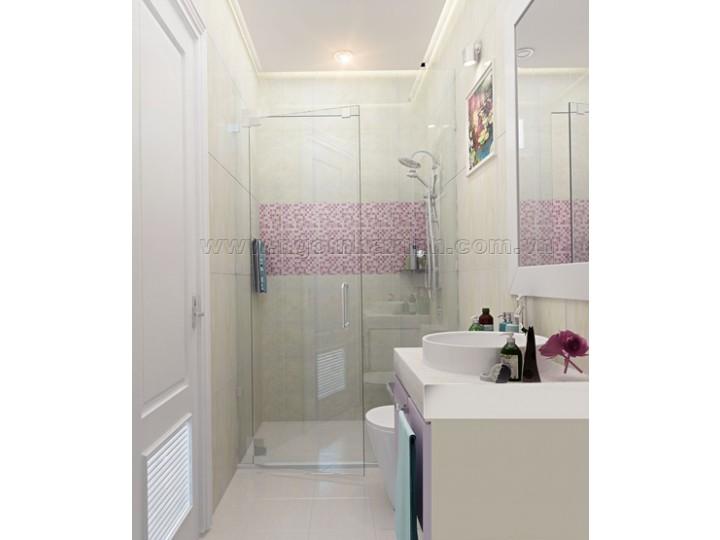 Mẫu Thiết Kế Nội Thất Phòng Tắm Ấn Tượng | Hiện Đại | Ấn Tượng | Sang Trọng | A. Văn, Q 1 |NT.NNX 139