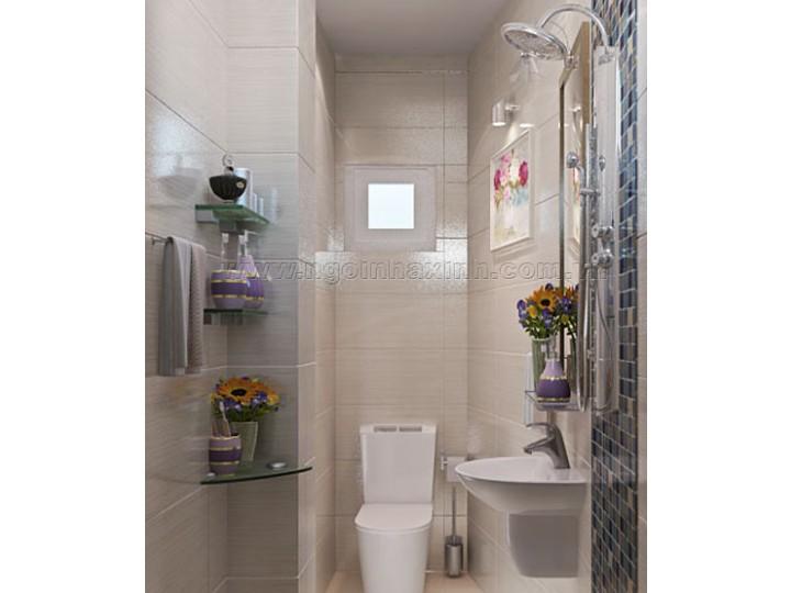 Mẫu Thiết Kế Phòng Tắm Đẹp | Hiện Đại | Ấn Tượng | Sang Trọng | A. Văn, Q 1 | NT.NNX 141