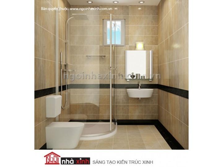 Mẫu Nội Thất Phòng Tắm Sang Trọng | hiện đại | ấn tượng | sang trọng | Anh Nhơn | Q. 8 | NT.NNX036