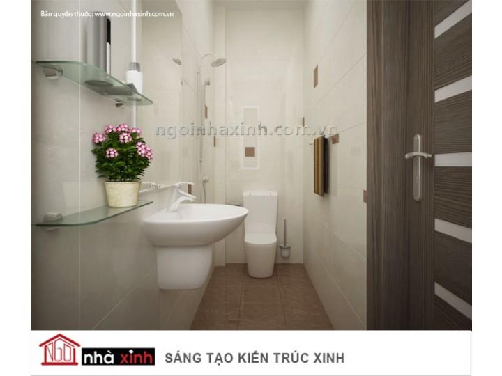 Mẫu Thiết Kế Phòng Tắm Sang Trọng | hiện đại | ấn tượng | sang trọng | Anh Hải | Q.10 | NT. NNX045