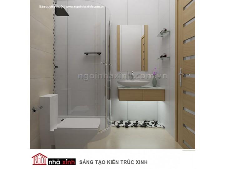 Thiết Kế Nội Thất Phòng Tắm Ấn Tượng | hiện đại | ấn tượng | sang trọng | Anh Thắng | Q. 7 | NT.NNX046