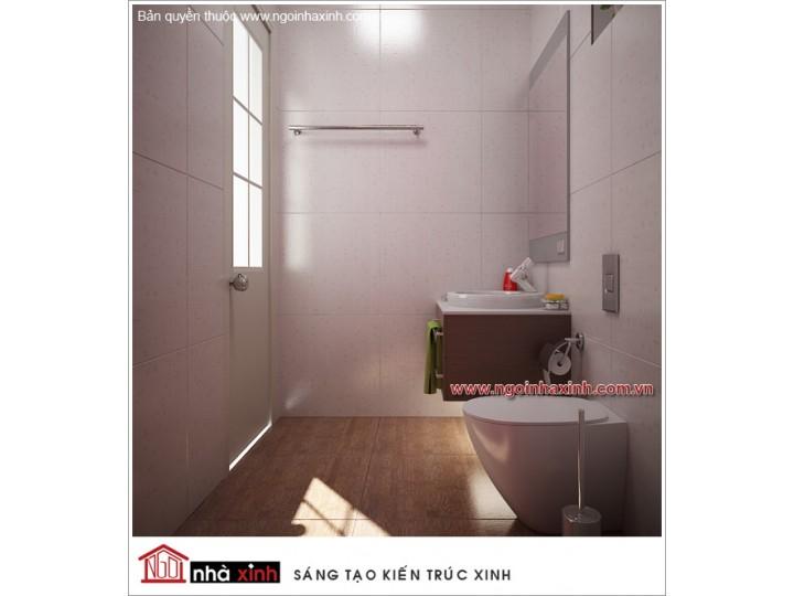 Mẫu Thiết Kế Phòng Tắm Đẹp | hiện đại | ấn tượng | sang trọng | Chú Tấn | Đồng Tháp | NT.NNX065