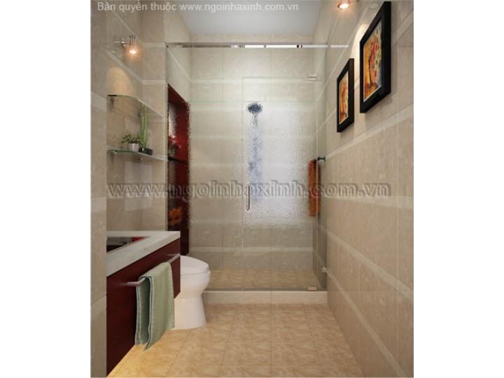 Mẫu Thiết Kế Phòng Tắm Đẹp | Hiện Đại | ấn tượng | sang trọng | NT.NNX070