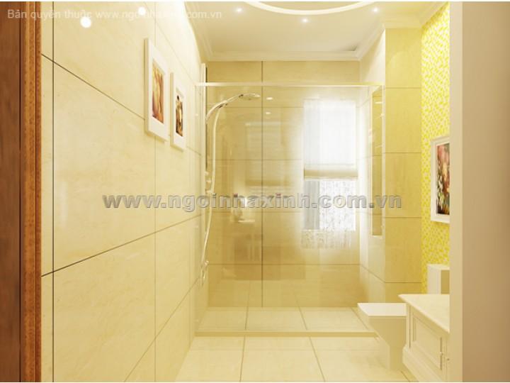 Mẫu Thiết Kế Phòng Tắm Ấn Tượng | hiện đại | sang trọng | Anh Diệu | Bình Tân | NT. NNX113