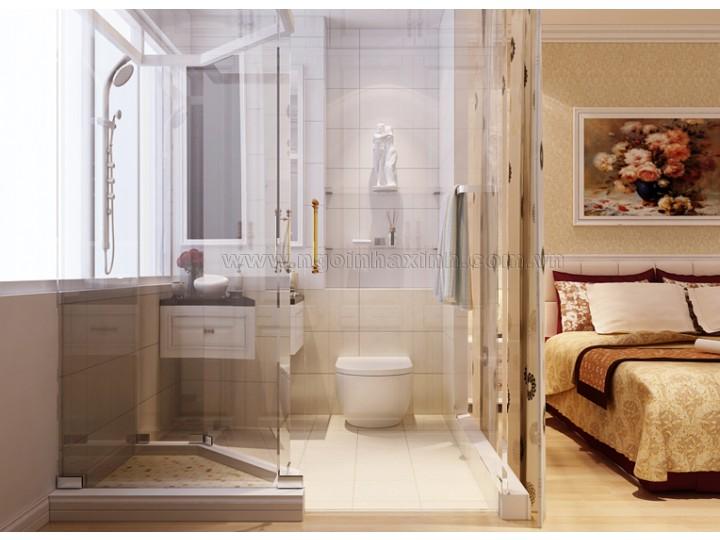 Mẫu Thiết Kế Phòng Tắm Đẹp | hiện đại | ấn tượng | sang trọng | Anh Hùng | Q. Gò Vấp | NT. NNX121