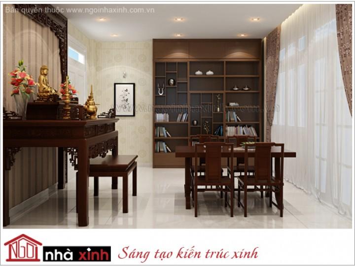Nội Thất Phòng Thờ | hiện đại | NT.NNX 134 | CĐT: A. Tuấn, Gia Lai