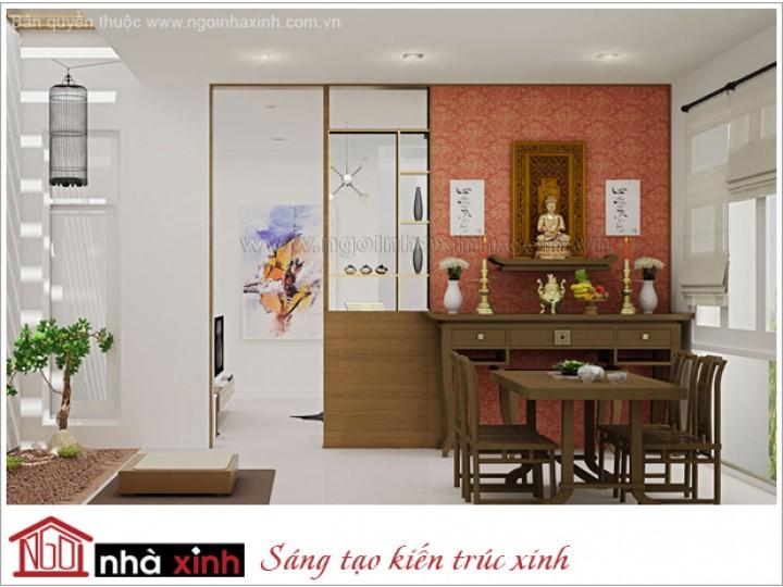 Phòng Thờ Đẹp | hiện đại | NT.NNX 137 | CĐT: A. Khánh, Q. Bình Thạnh