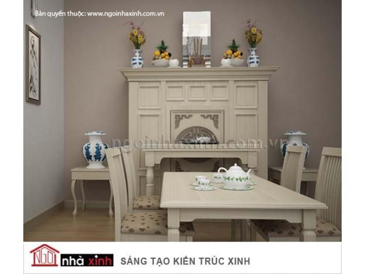 Phòng Thờ Đẹp | hiện đại | NT . NNX045 | CĐT: Anh Hải ĐC: Q.10