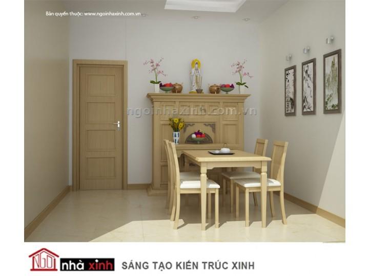 Nội Thất Phòng Thờ | hiện đại | NT.NNX046 | CĐT: Anh Thắng ĐC: Q. 7