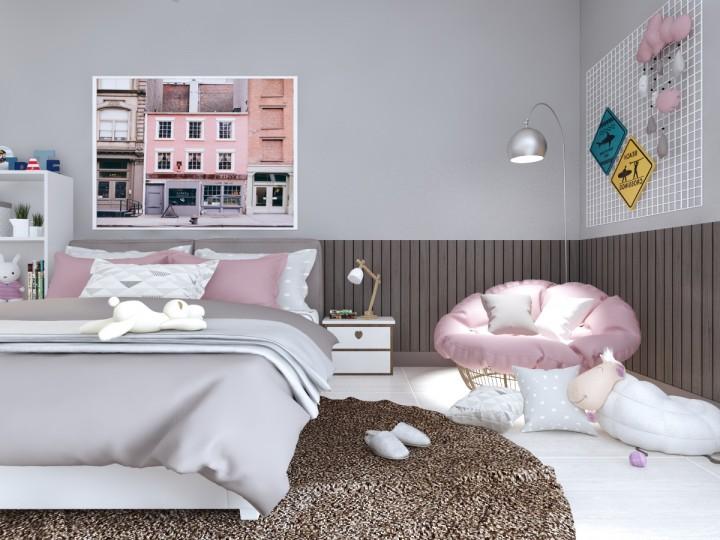 Mẫu thiêt kế phòng ngủ đep | Hiện đại | Nhà Anh Viên - Thủ Đức.