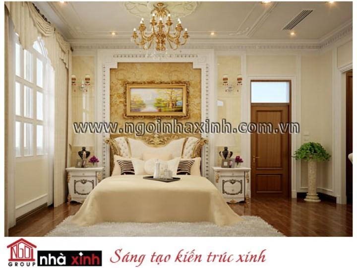 Trang Trí Phòng Ngủ Đẹp | Cổ Điển | Hà Tĩnh | NT. NNX064
