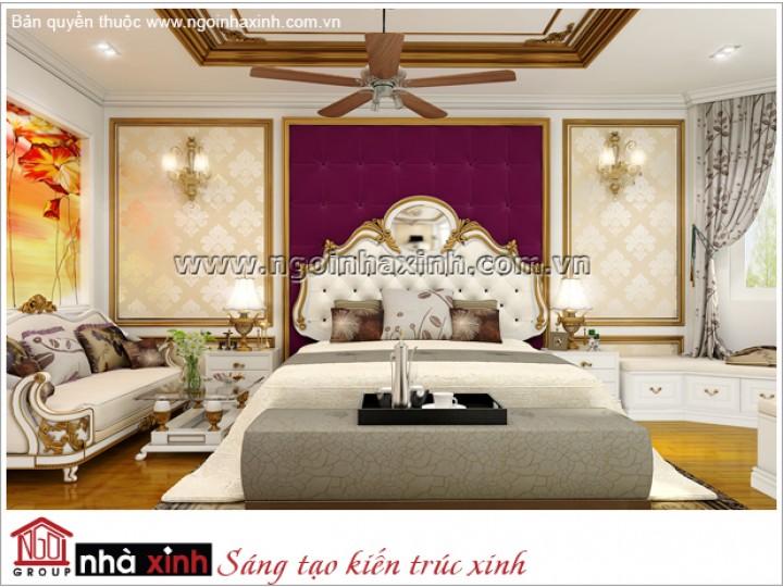 Thiết Kế Phòng Ngủ Đẹp | Cổ Điển |Q. Tân Bình | NT.NNX170