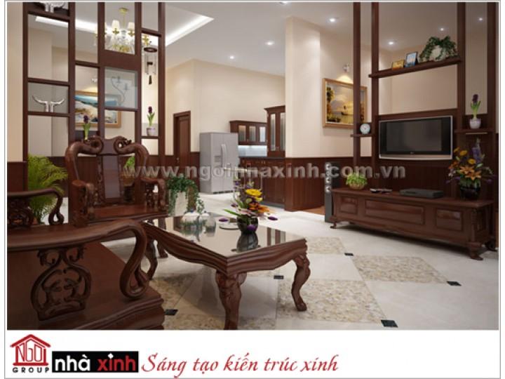 Mẫu Nội Thất Đẹp | Cổ Điển | CĐT: Nguyễn Thị Mai Thảo - Hóc Môn | NT. NNX136