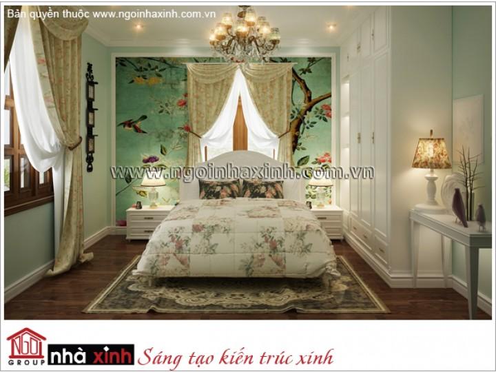 Thiết Kế Phòng Ngủ Sinh Động | Hiện Đại - Bảo Sơn | NT. NNX 176