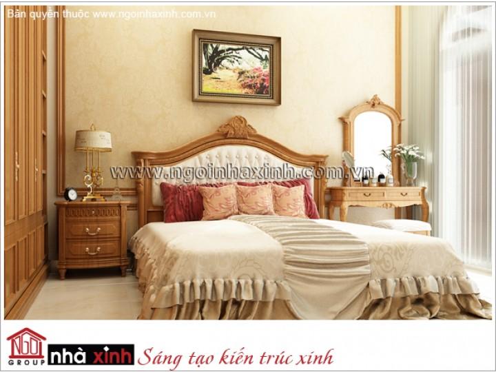 Thiết Kế Phòng Ngủ Đẹp | Hiện Đại |  Q.Gò Vấp - NT. NNX 168