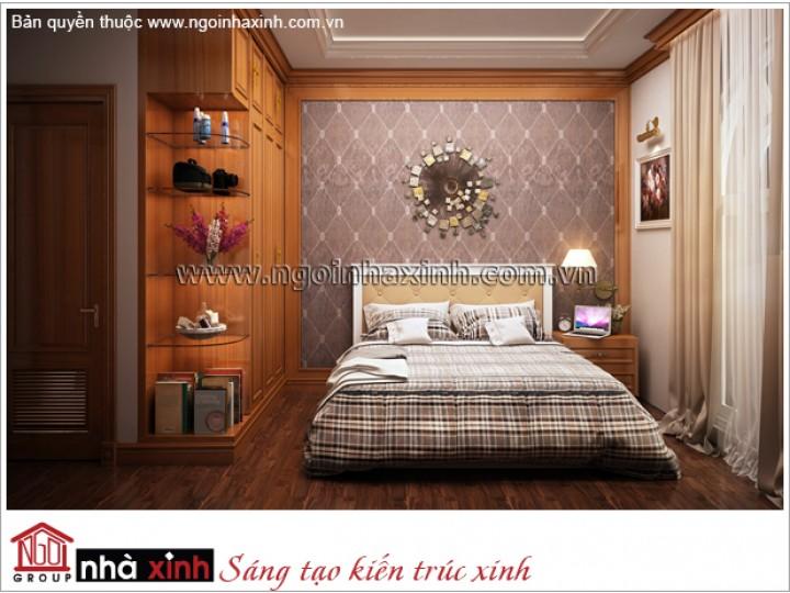 Mẫu Phòng Ngủ Thanh Lịch | Hiện Đại |  Q.Gò Vấp - NT. NNX 168