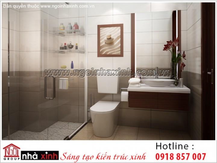 Phòng Tắm Đẹp | Hiện Đại | Đồng Nai | NT. NNX 190