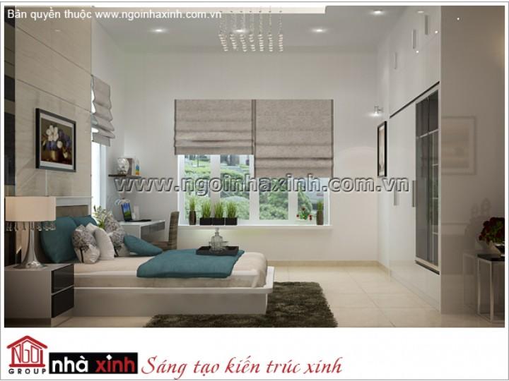 Mẫu Thiết Kế Phòng Ngủ Giản Dị| Hiện Đại | Hà Tĩnh - NT. NNX 180