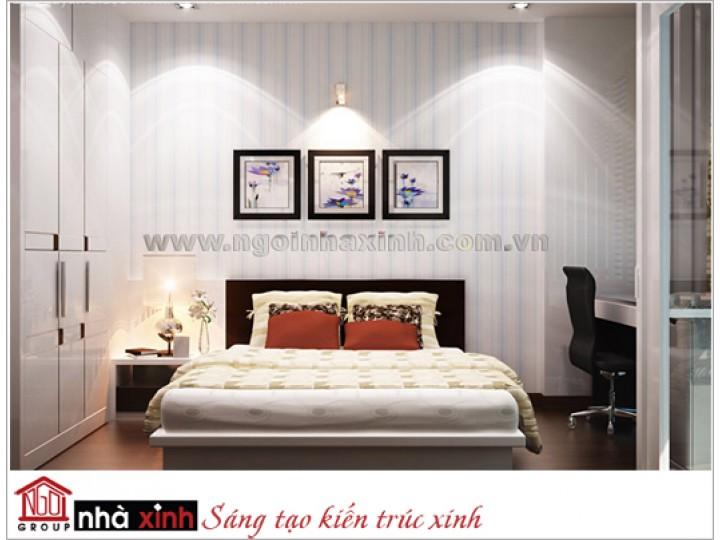 Mẫu Nội Thất Đẹp | Hiện Đại | Hotel Hoa Hướng Dương - Quận 1 | NT. NNX066