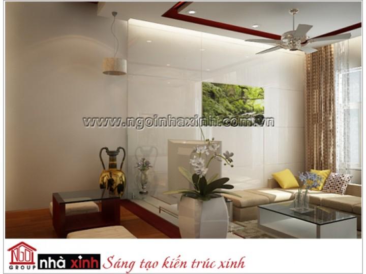 Mẫu Thiết Kế  Nội Thất | Hiện Đại | Nhà Phố | Anh Thuận - Quận Tân Bình | NT. NNX 070