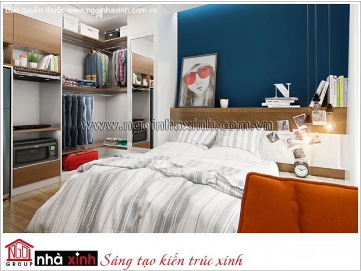 Mẫu Phòng Ngủ Đẹp | Hiện Đại | TP.HCM - NT. NNX 172