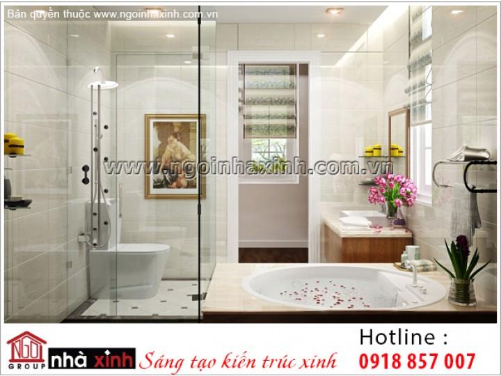 Phòng Tắm Đẹp | Hiện Đại | Quận 12  | NT. NNX 181