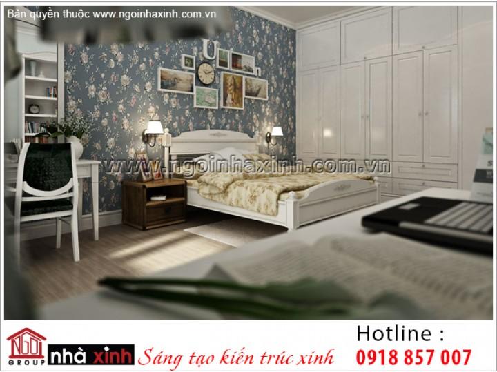 Thiết Kế Trang Trí Phòng Ngủ Tinh Tế | Hiện Đại - Quận 12 | NT. NNX 182