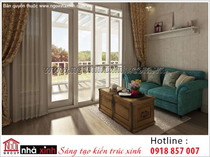 Mẫu Thiết Kế  Phòng Sinh Hoạt Chung Hoạt | Hiện Đại - Quận 12 | NT. NNX 182