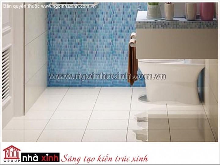 Mẫu Nội Thất Phòng Tắm Đẹp | Hiện Đại - Tân Bình | NT. NNX 177