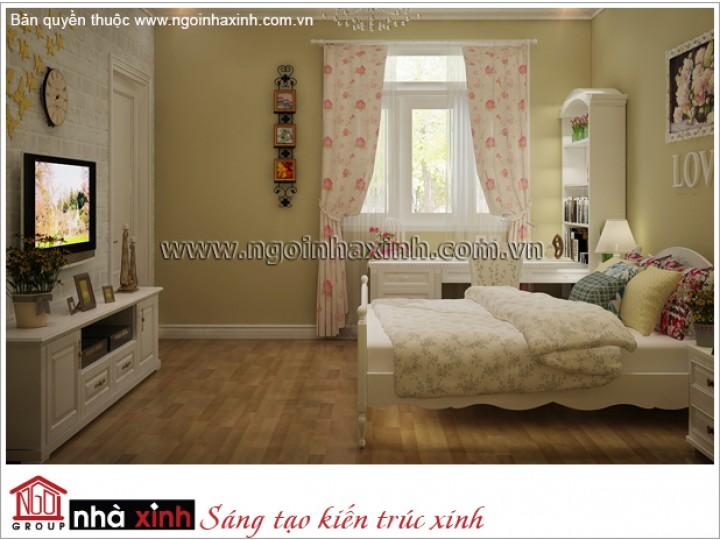 Mẫu Phòng Ngủ Đẹp| Hiện Đại - Tân Bình| NT. NNX 179