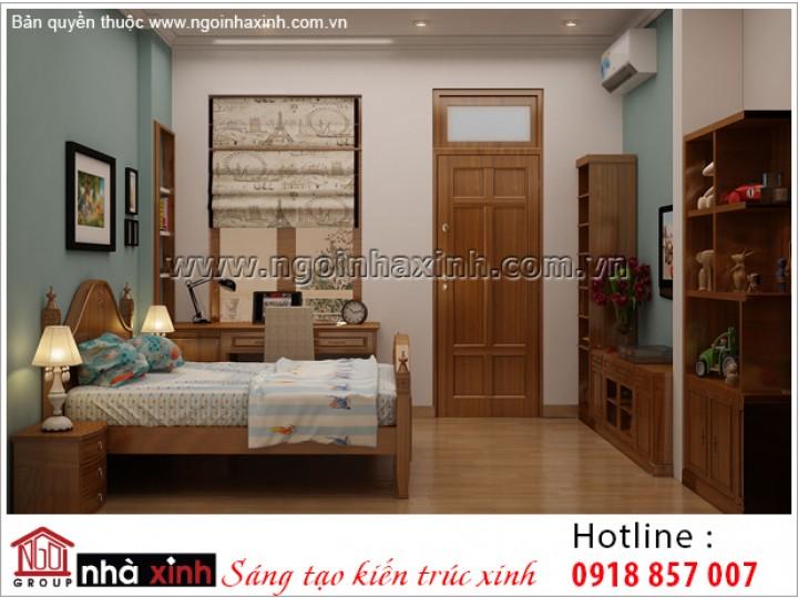Mẫu Thiết Kế Trang Trí Phòng Ngủ Đẹp| Hiện Đại | Tân Phú| NT. NNX 190
