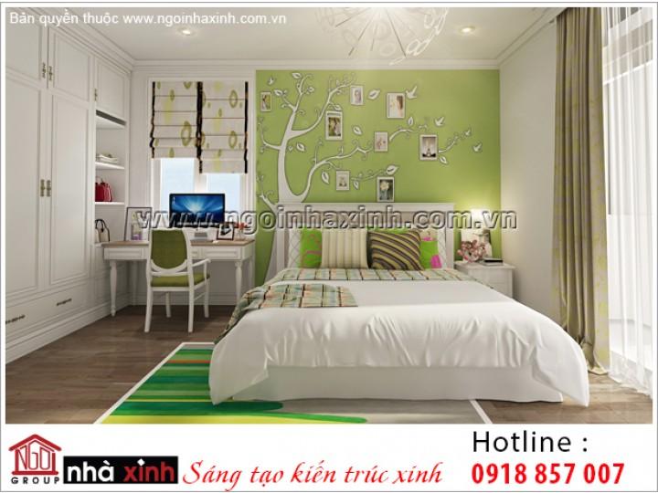 Trang Trí Phòng Ngủ Đẹp | Tân Cổ Điển | Q. Tân Phú | NT.NNX196
