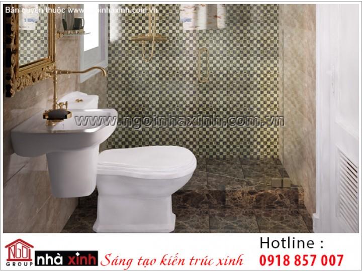 Nội Thất Phòng Tắm   Tân Cổ Điển    Tây Ninh   NT. NNX 184