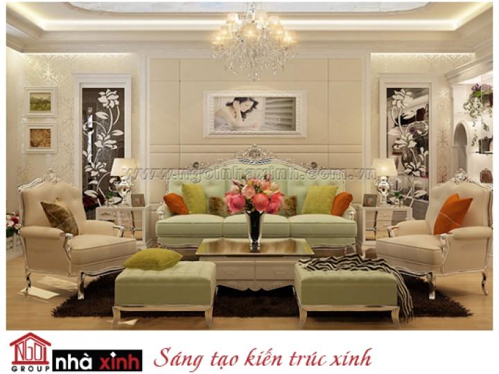 Nhà Xinh | Nội Thất Đẹp | Tân Cổ Điển | Nhà My Na Lê - Quận 7
