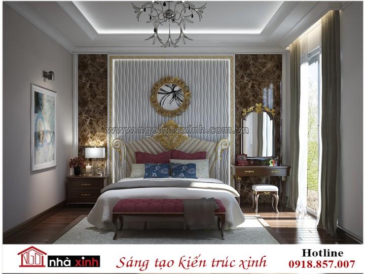 Nội thất nhà đẹp | chị Thu | Nguyễn Oanh - Gò Vấp | NNX - NT739