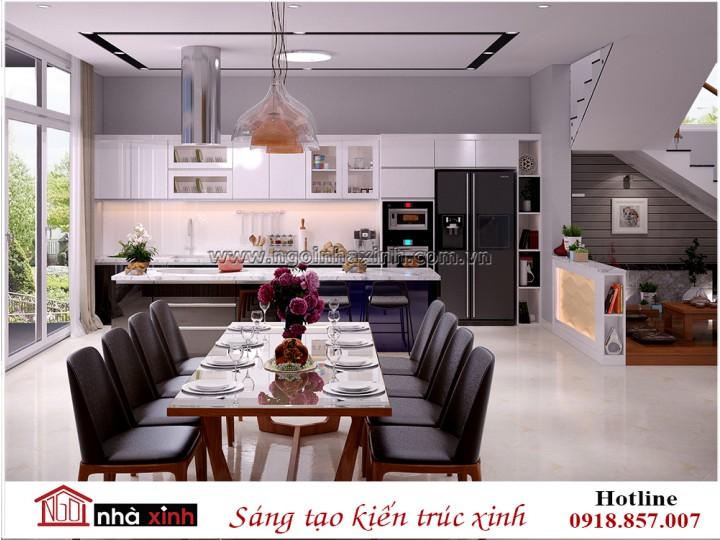 Nội thất nhà xinh | Hiện đại | Anh Lâm - Nghệ An  | NNX - NT751