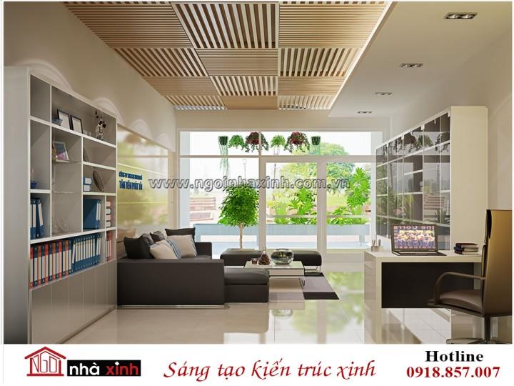 Nội thất nhà xinh phòng khách | Hiện đại | Anh Long - Tân Phú | NT. NNX181