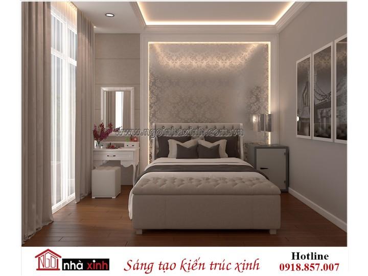 Nội Thất Nhà Xinh Sài Gòn | Hiện đại | Chú Vưu Hùng - Quận Bình Tân | NNX - NT752