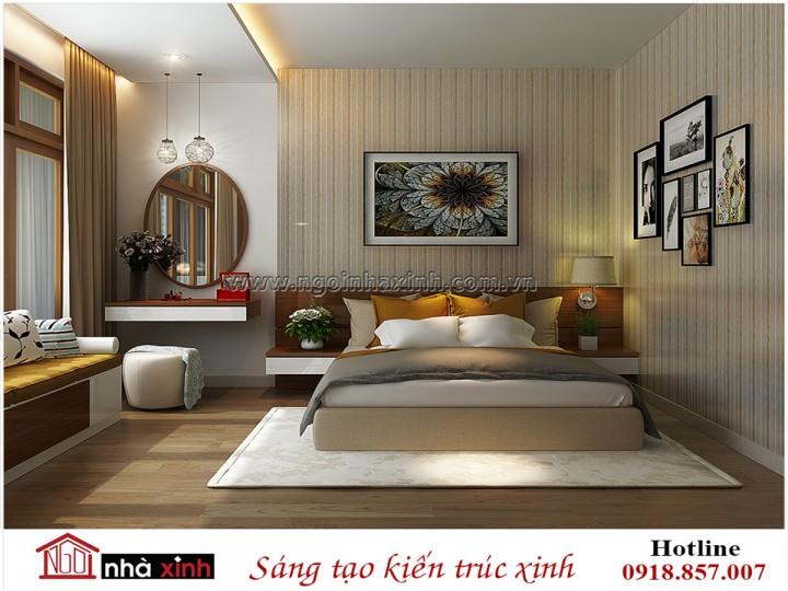 Nhà Đẹp - Mẫu Nội Thất Đẹp | Hiện Đại | Chị Phương - Bầu Bàng | NNX NT 731