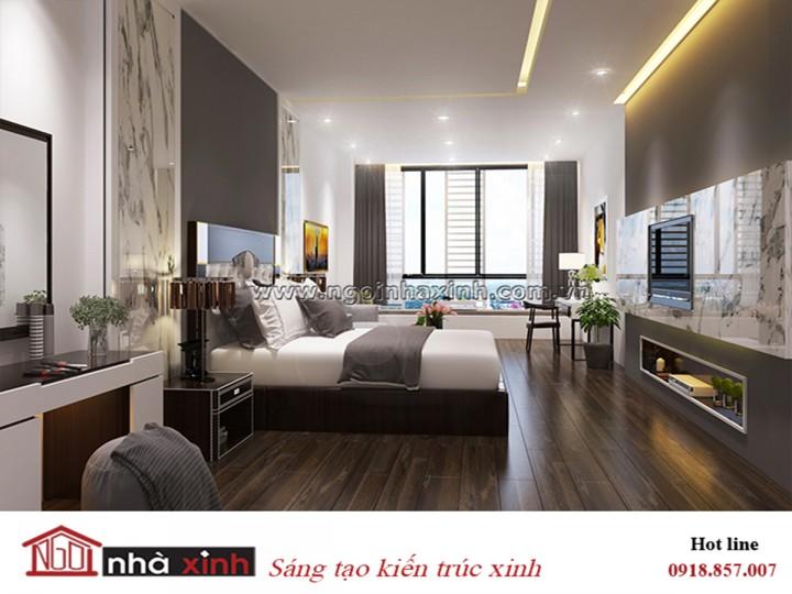 Mẫu thiết kế nội thất đẹp | Hiện Đại | Anh Dũng - Nguyễn Thái Học