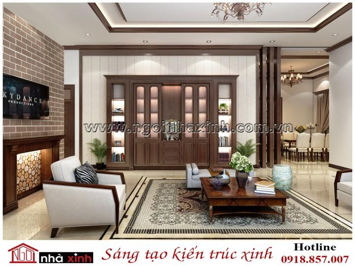 Nhà Xinh | Nội Thất Phòng Khách Đẹp | Hiện Đại | Nhà Chị Thoa - Kiên Giang